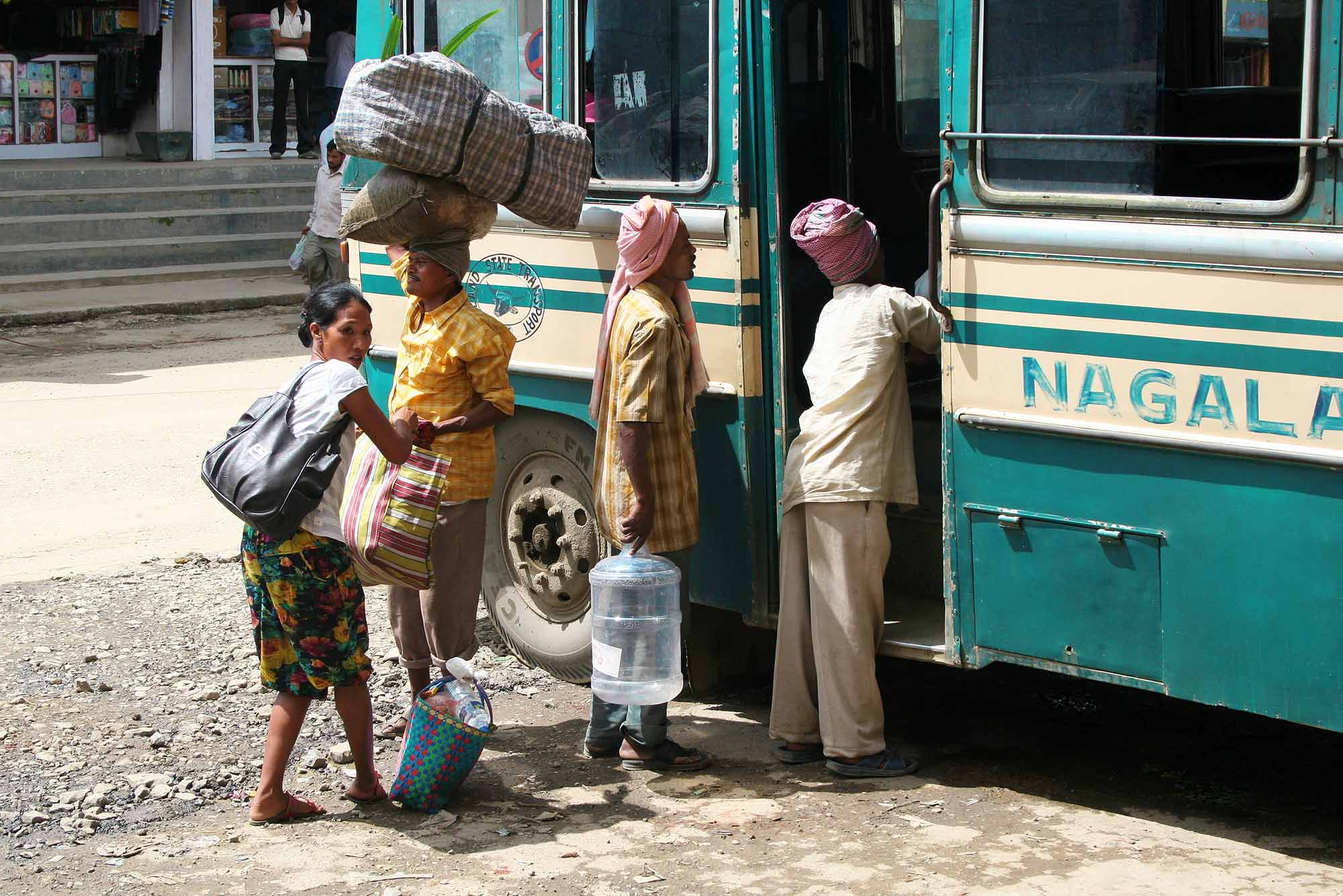bus-transport-from-nagaland-to-gangtok-india