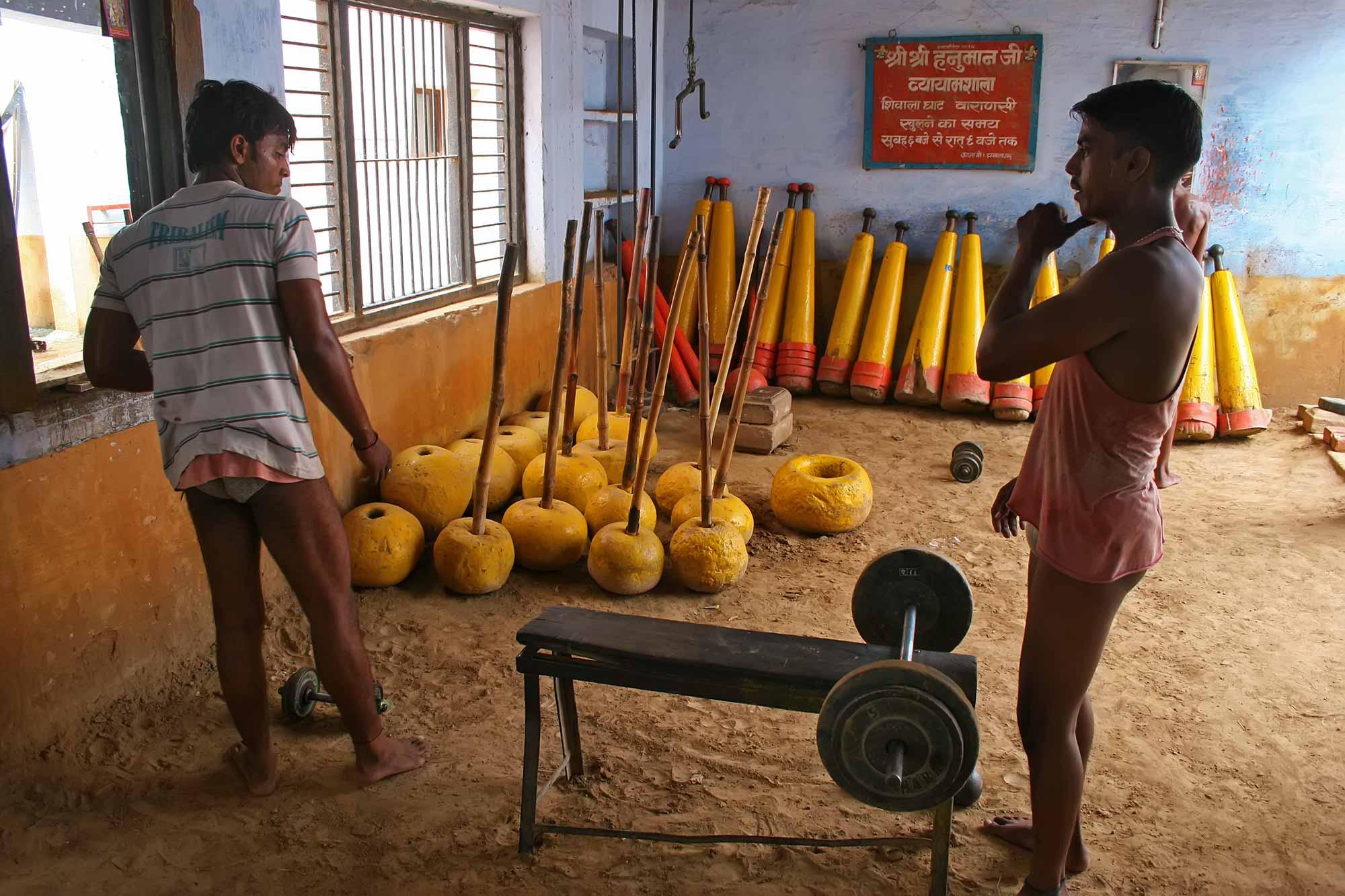 gym-in-varanasi-india