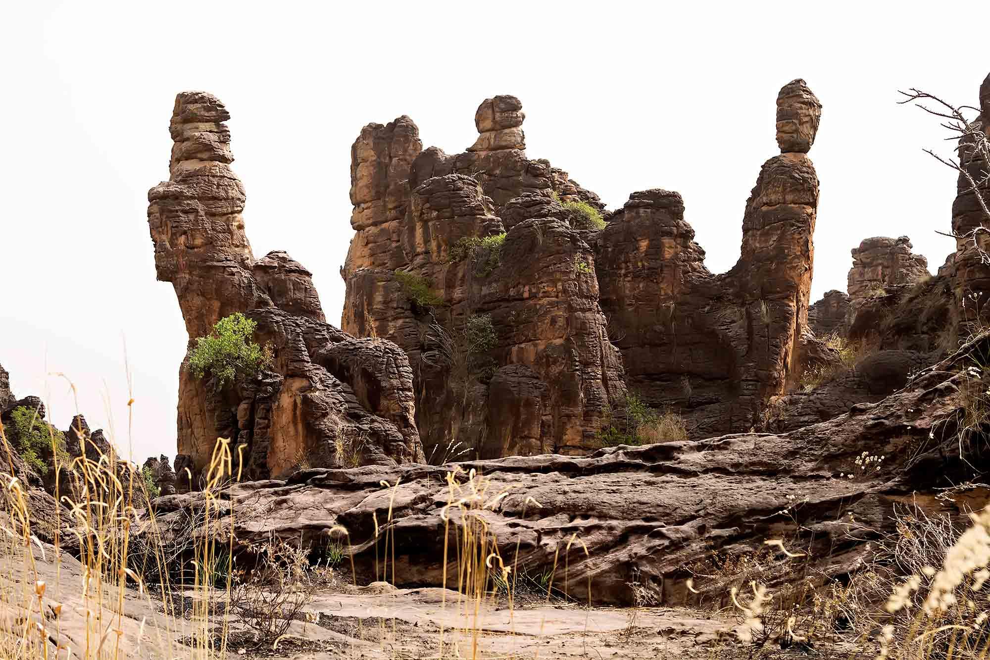 landscape-banfora-rock-formation-burkina-faso-africa