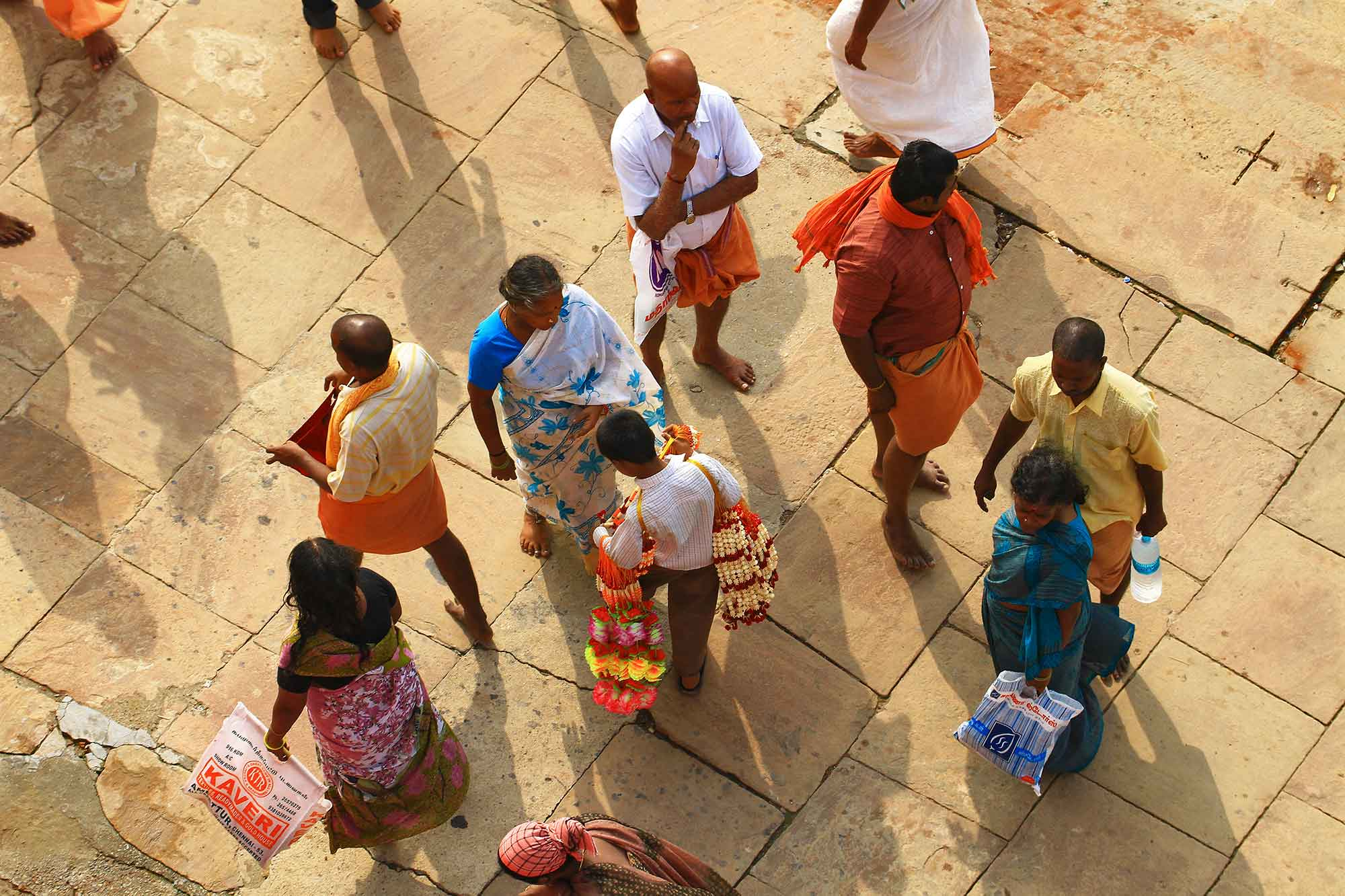 people-from-above-ghats-varanasi-india