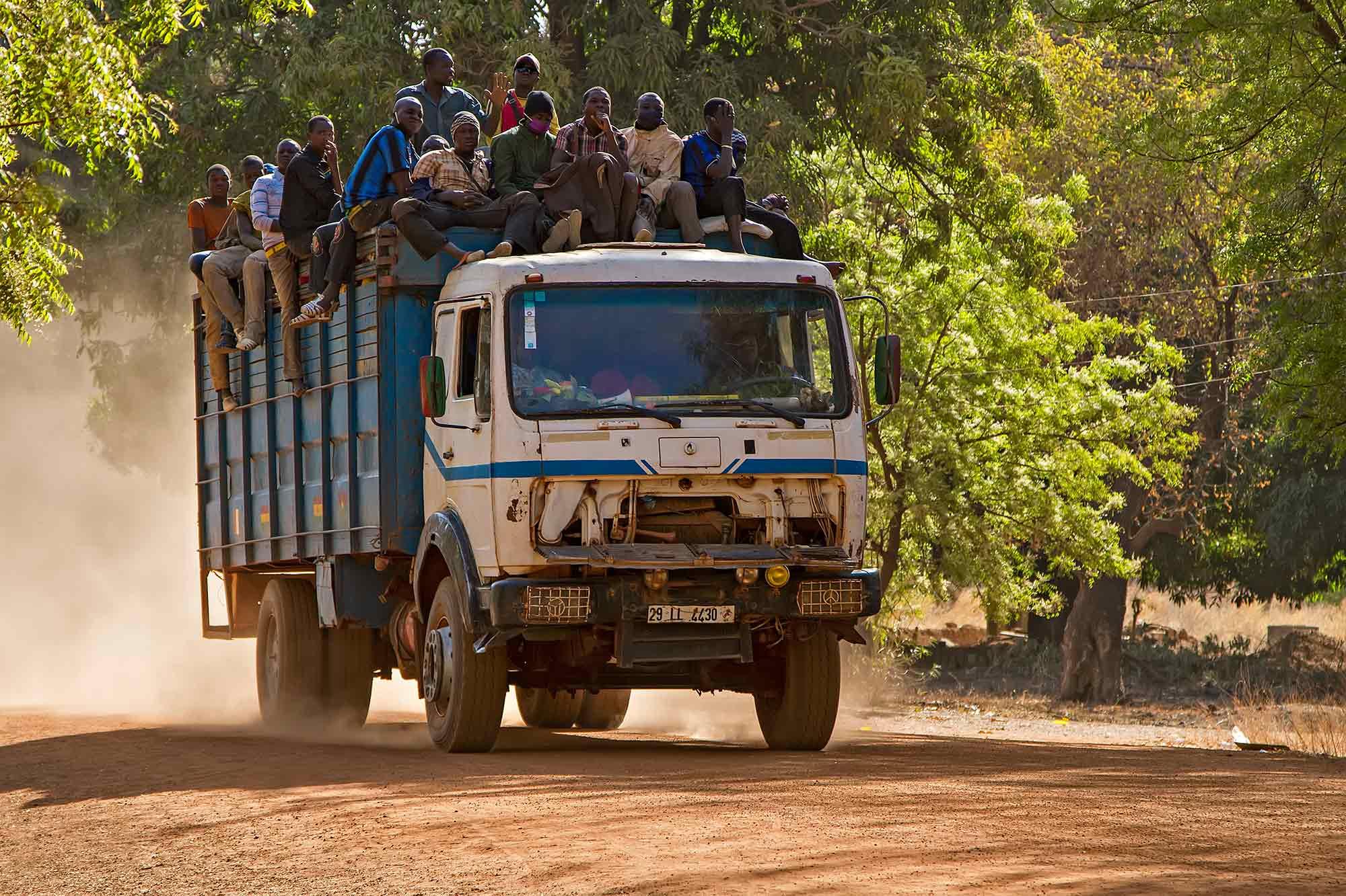trucking-burkina-faso-africa