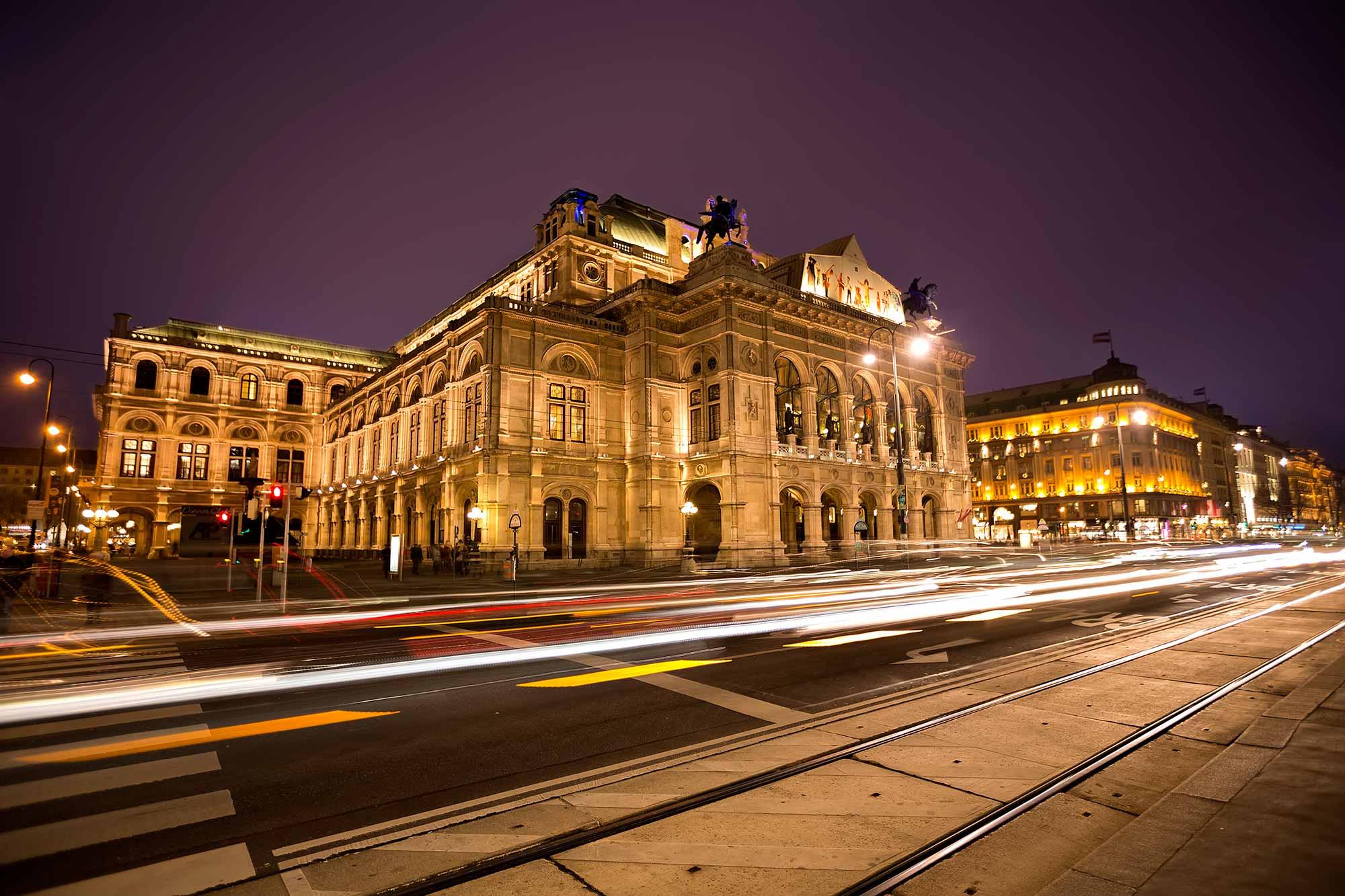 Vienna State Opera. © Ulli Maier & Nisa Maier