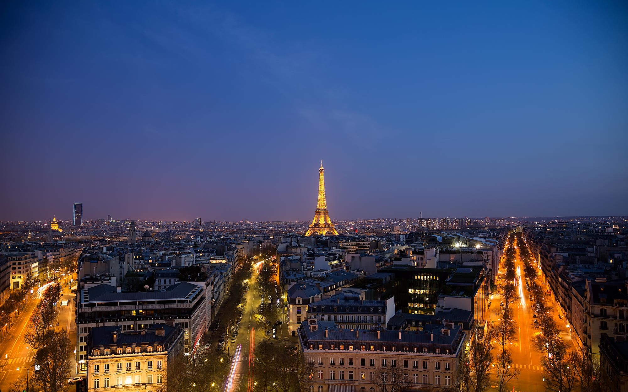 paris-from-above-arc-de-triomphe-eiffel-tower-france-2