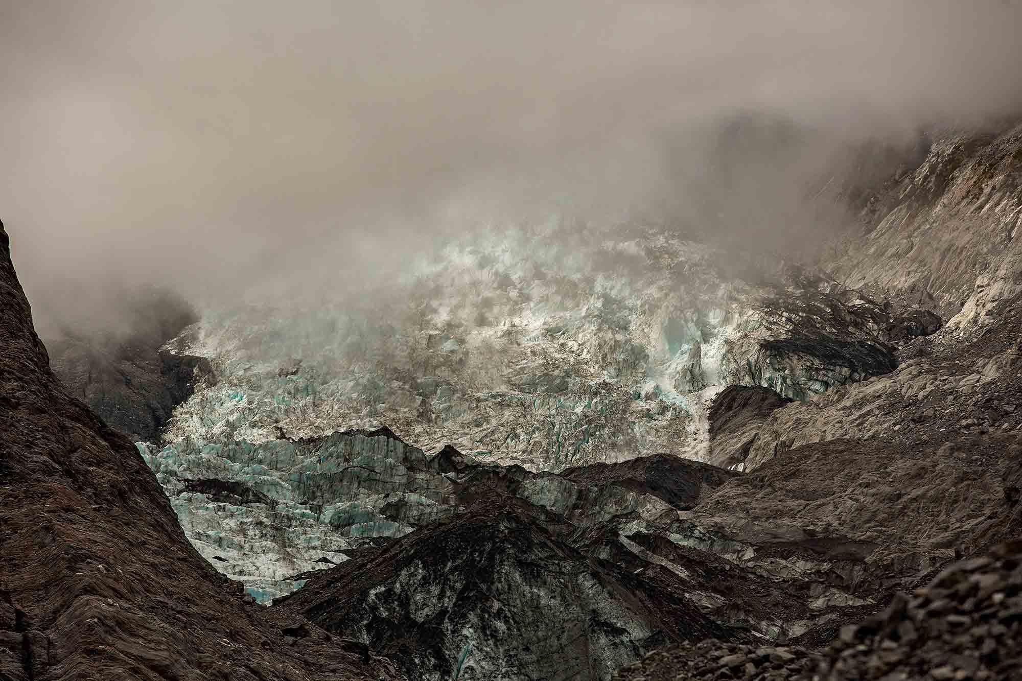 Franz Josef Glacier, New Zealand. © Ulli Maier & Nisa Maier