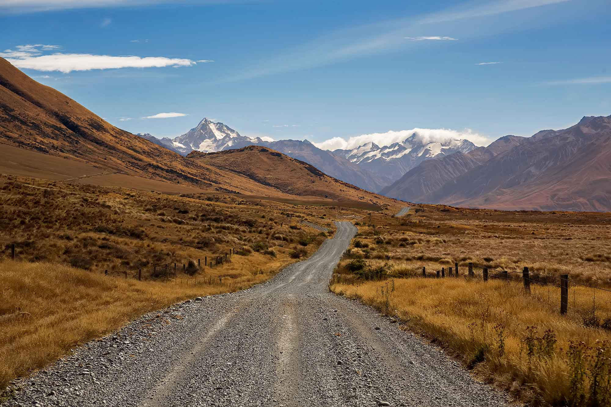 Rangitata Valley, New Zealand. © Ulli Maier & Nisa Maier