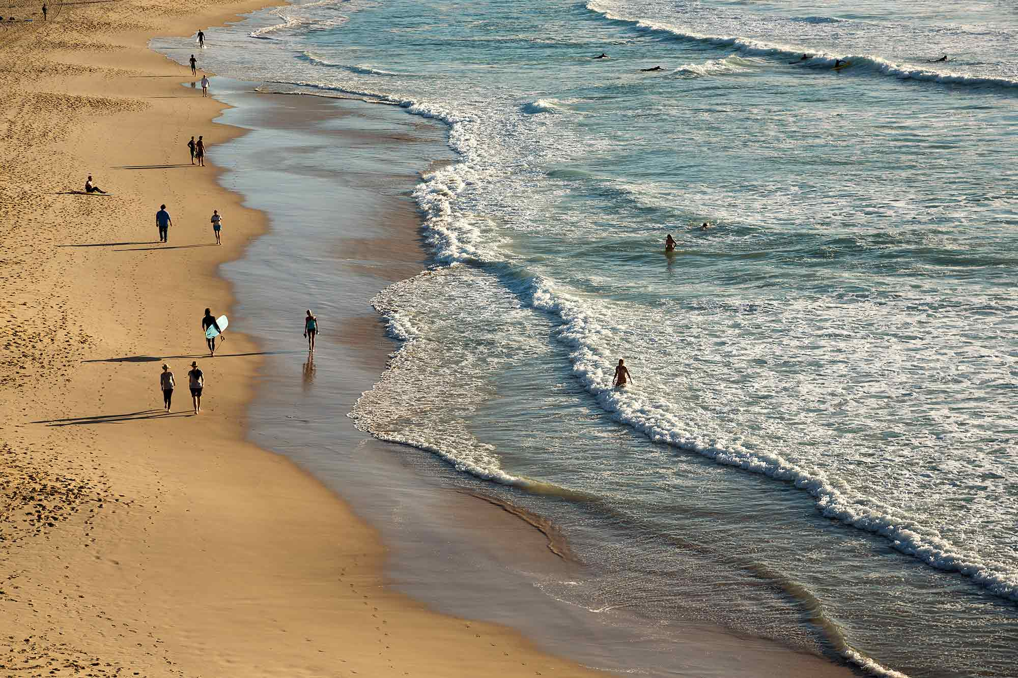 Sydney Coastal Walk: Bondi Beach. © Ulli Maier & Nisa Maier