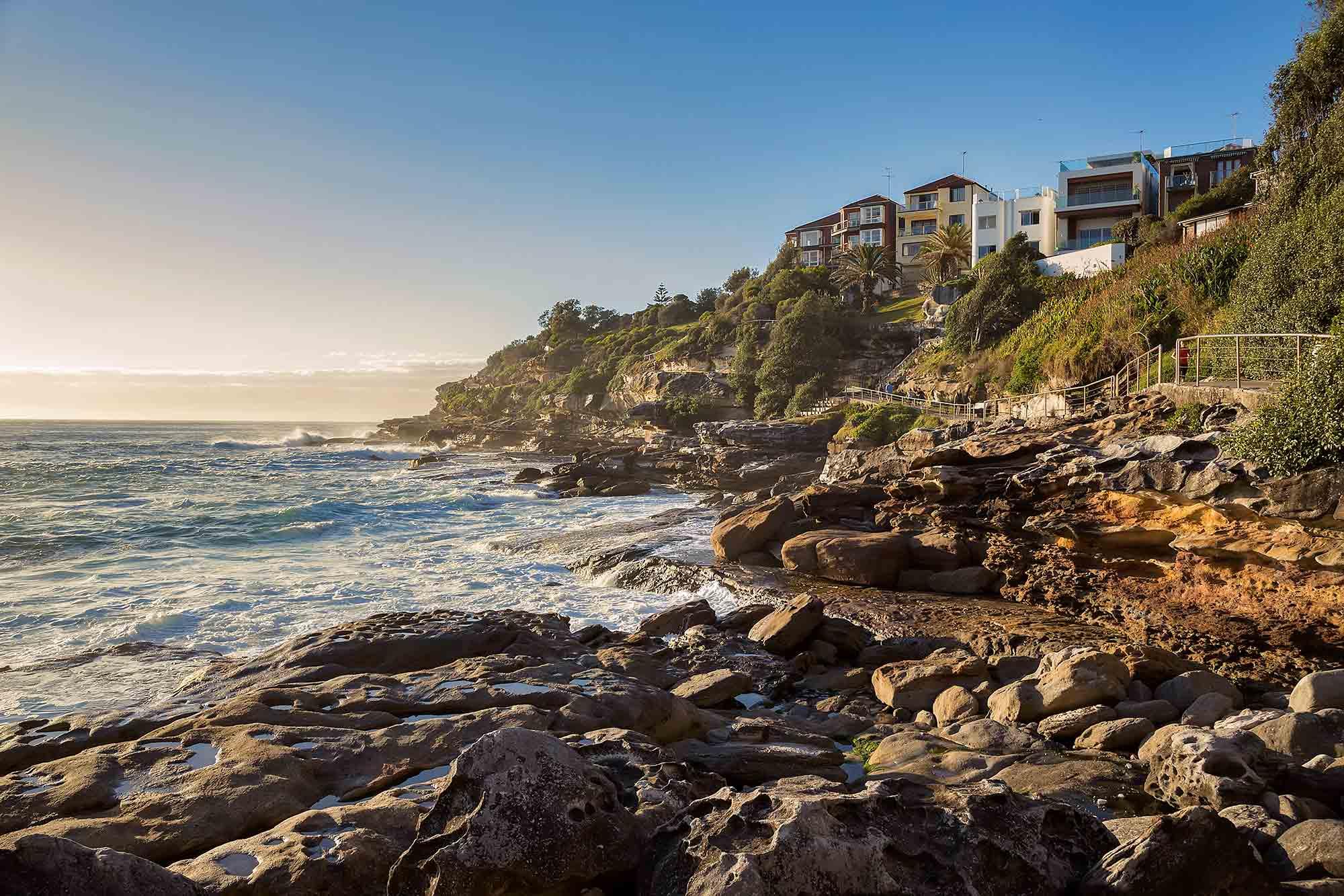 Sydney Coastal Walk. © Ulli Maier & Nisa Maier
