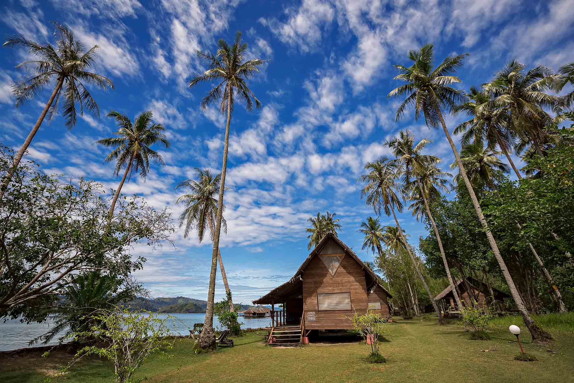 Cubadak Paradiso Village Resort in West Sumatra, Indonesia. © Ulli Maier & Nisa Maier