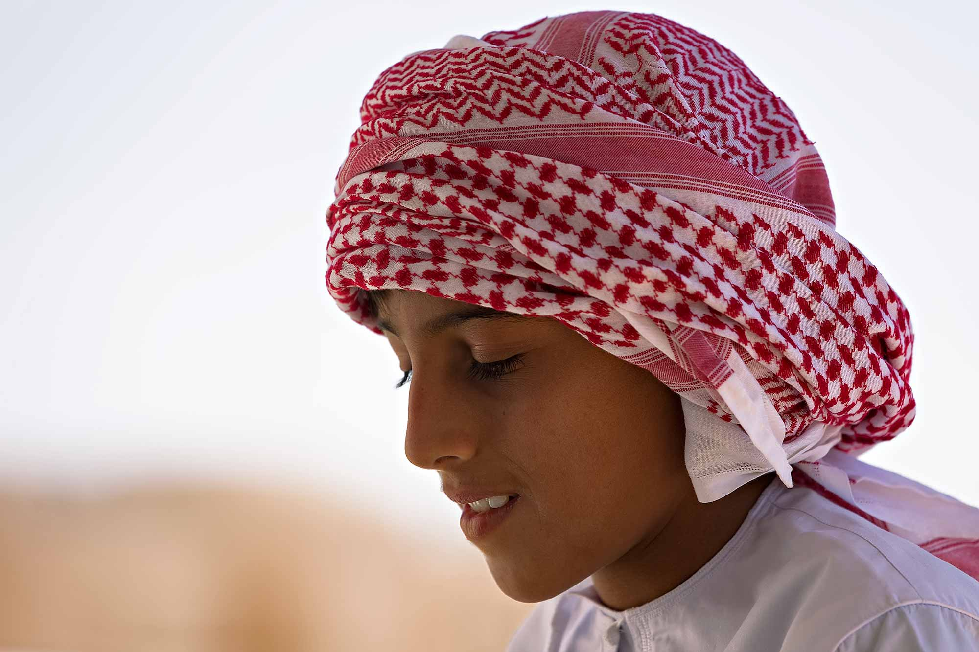 Portrait of a boy in southern Oman. © Ulli Maier & Nisa Maier