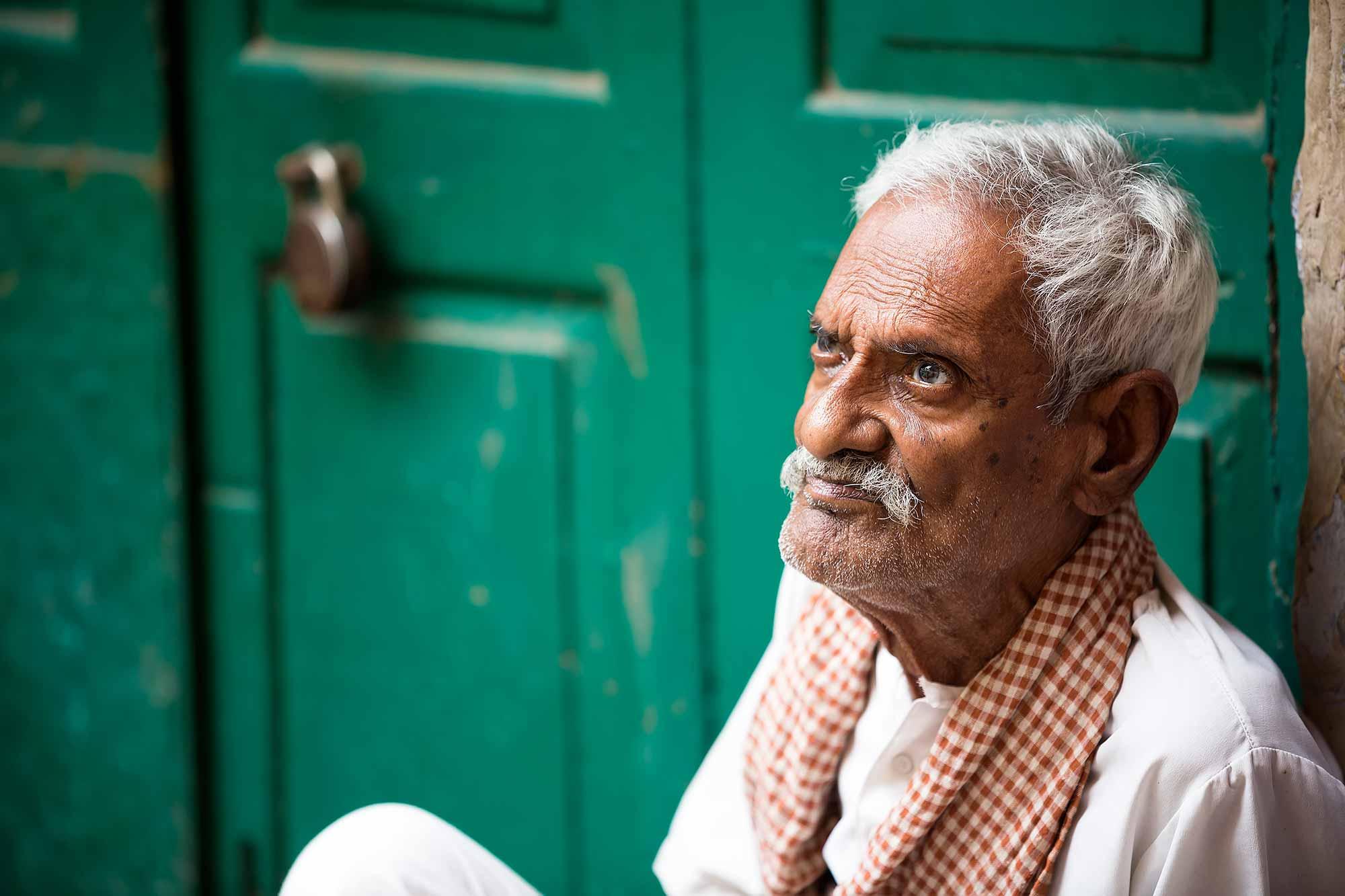 portrait-man-streets-varanasi-india