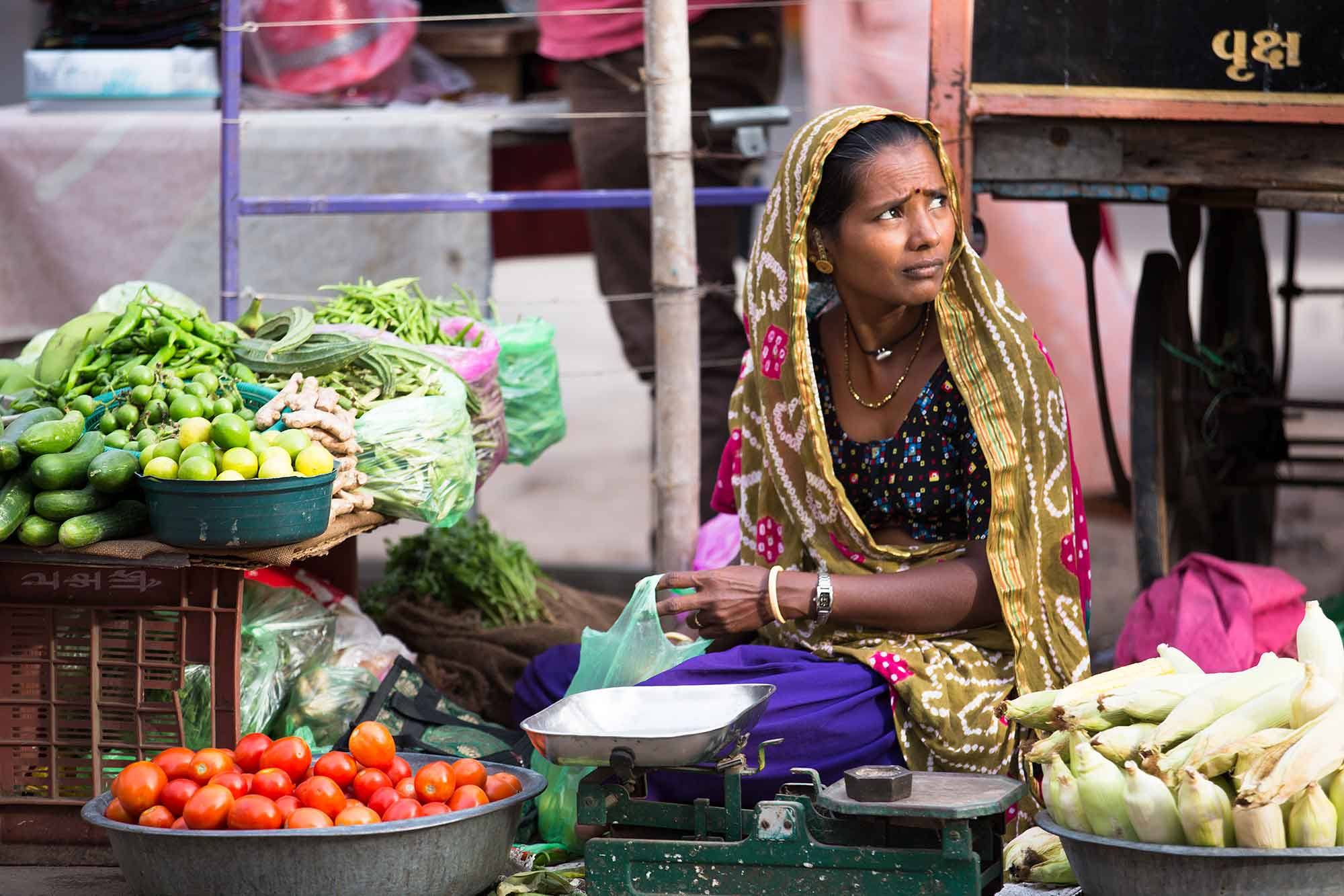 market-woman-bhuj-gujarat-india
