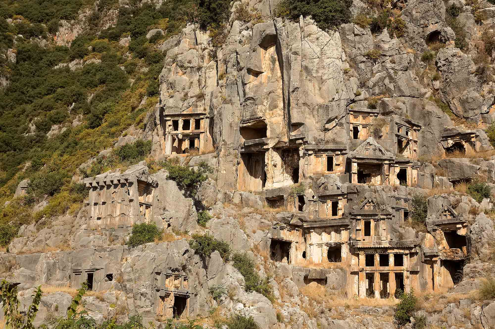 myra-demre-lycian-tombs-turkey-1