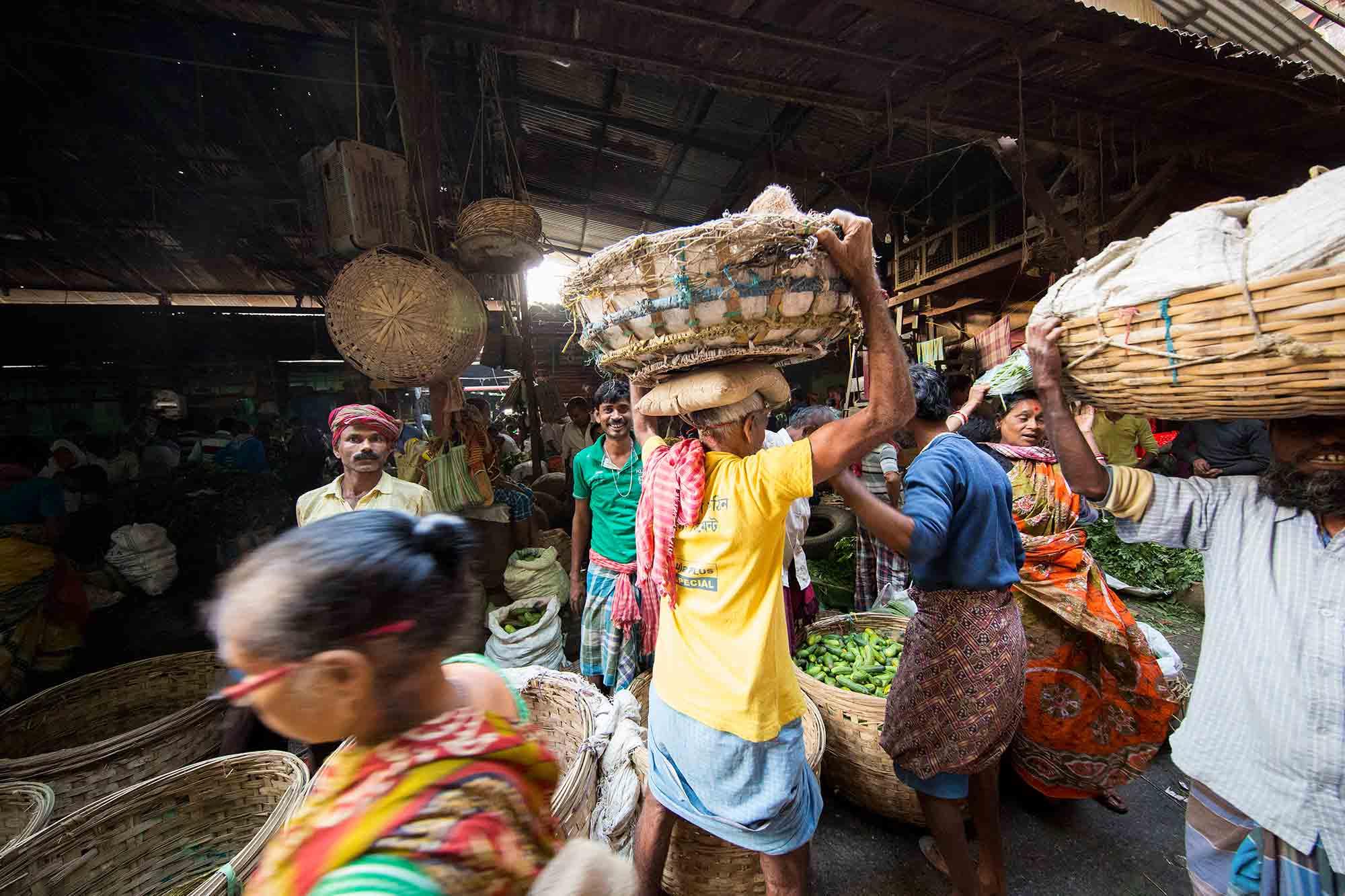 Koley-Market-kolkata-india